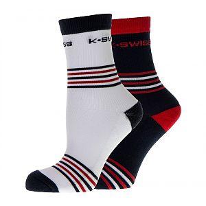 K-swiss Heritage Duo pack socks