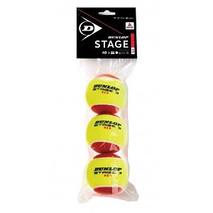 Dunlop Stage 3 tennisbal