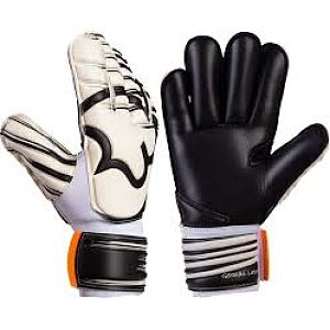 Ronald W Glove Black  en white
