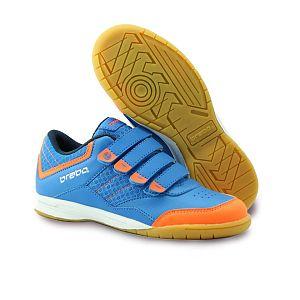 Brabo Velcro Indoor Blauw-Oranje
