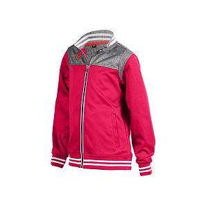 Brabo Tech jacket Jr Red