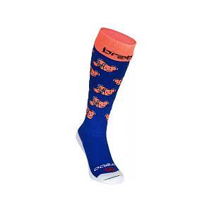 Brabo Socks Fishes Blue