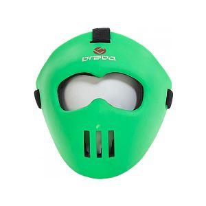 Brabo Face Mask Lime Green