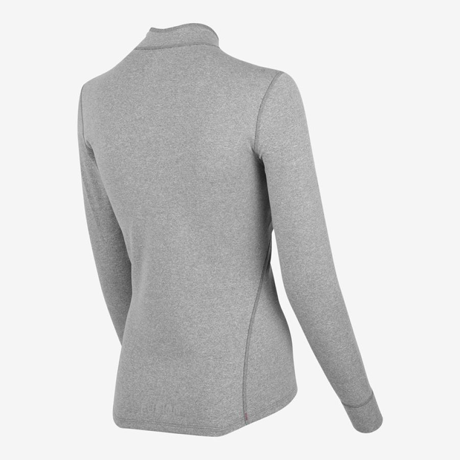 Fusion C3 Zip Neck Dames