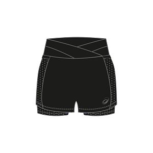 Asics 2-N- 1 woman short